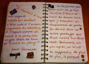 citation louis stevenson